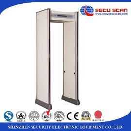 China Outdoor Security Metal Detector Gate for kids , Walk Through distributor