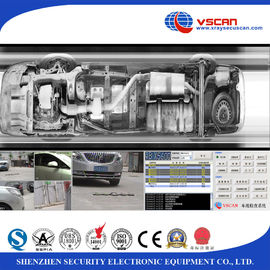 China Embedded type Under Vehicle Surveillance System for under vehicle inspection factory