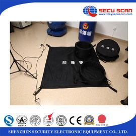 China Anti-explosion EOD bomb blanket for police army , metro public places to handle bombs distributor