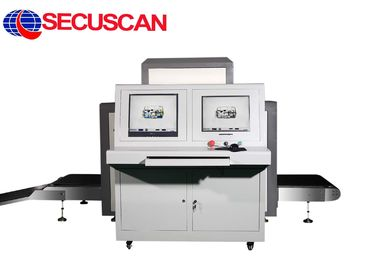 China High Speed X Ray Baggage Scanner High Resolution Airport Security Scans distributor