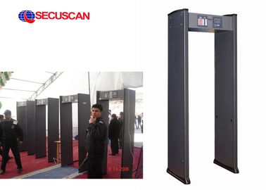 China Walk Through Metal Detector Gate With Shock Proof to Avoid False Alarm distributor