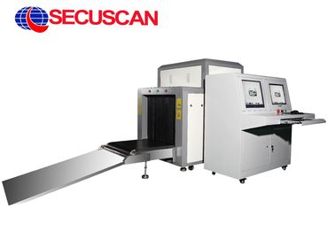 China 200kgs Conveyor Max Load High Penetration X Ray Scanning Machine For Airports company