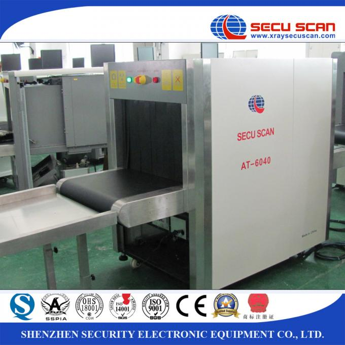 Resolution 1920 * 1028 X Ray Baggage Scanner