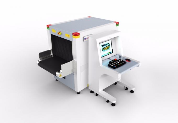 High Penetration X Ray Security Scanner