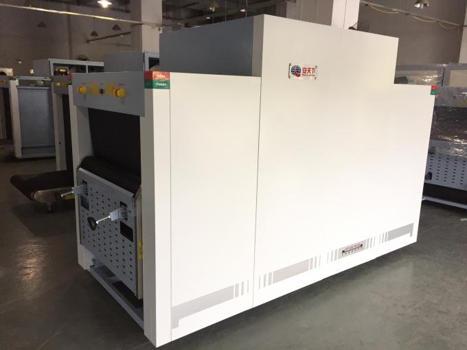 Big Size X Ray Security Screening Equipment For Cargo , Luggage Inspection