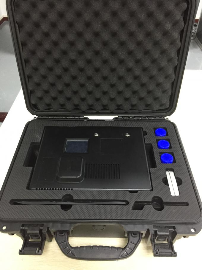 Light Weight Portable Explosives Detector For Customs / Airport Security Check