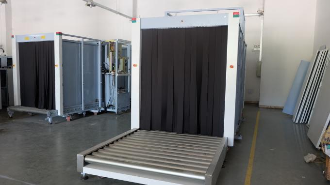Multilingual Baggage And Parcel Inspection , Airport Baggage Scanner With TIP Functions