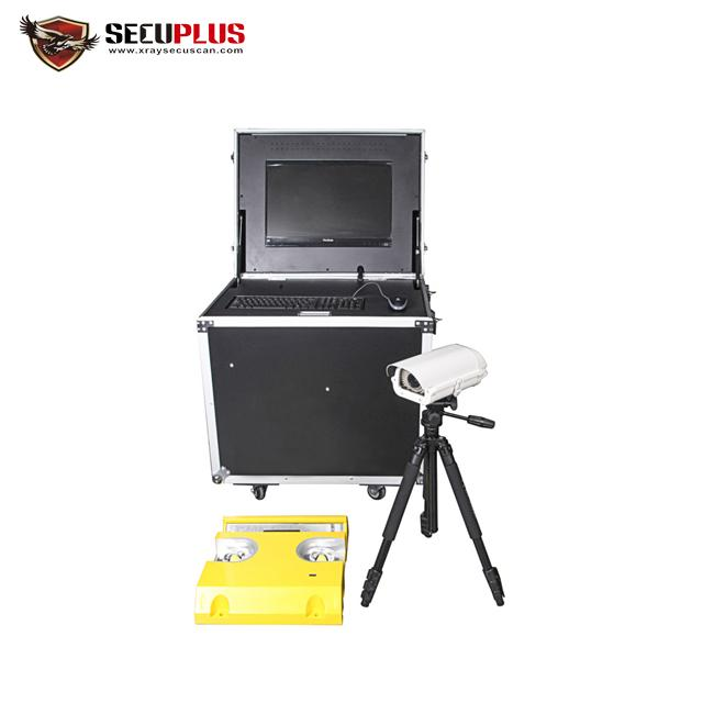 Auto Archiving Baggage Scanner Machine With Uninterruptable Power Supply