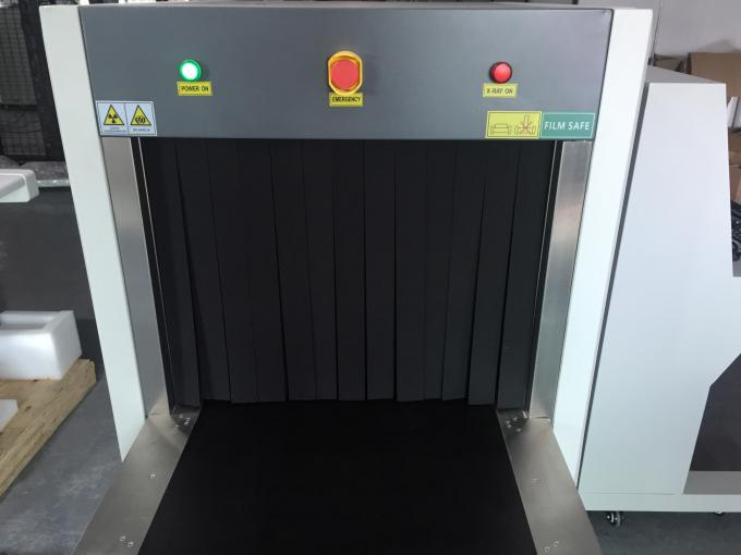 Parcel Inspection Security Aggage Scanner Machine 0.22m/s Conveyor Speed Windows 7 System
