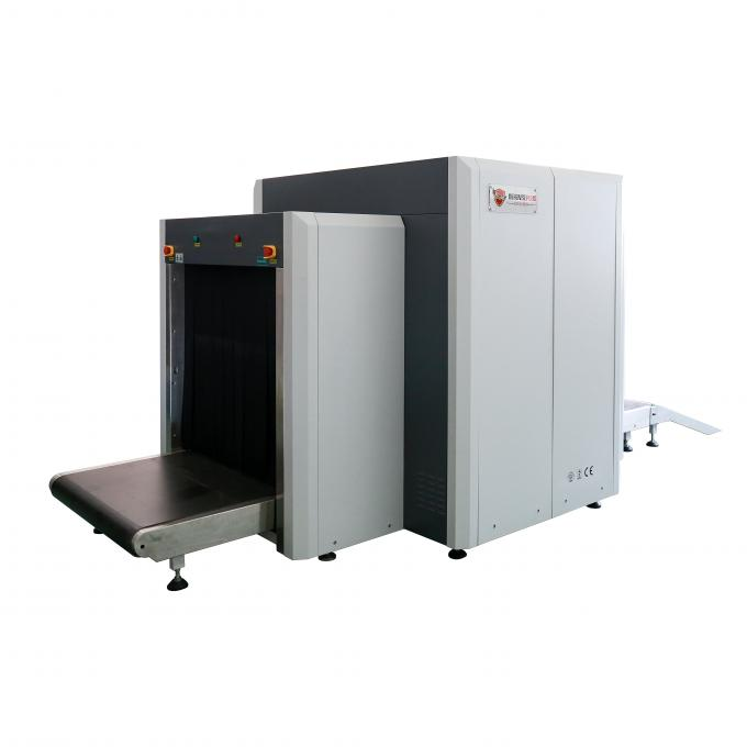Airport Use Dual 160kv X Ray Security Scanner With Windows 7 System