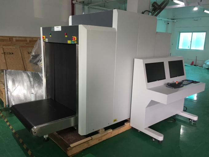 Security Inspection X Ray Baggage Screening Equipment 1000 *1000cm Scanner