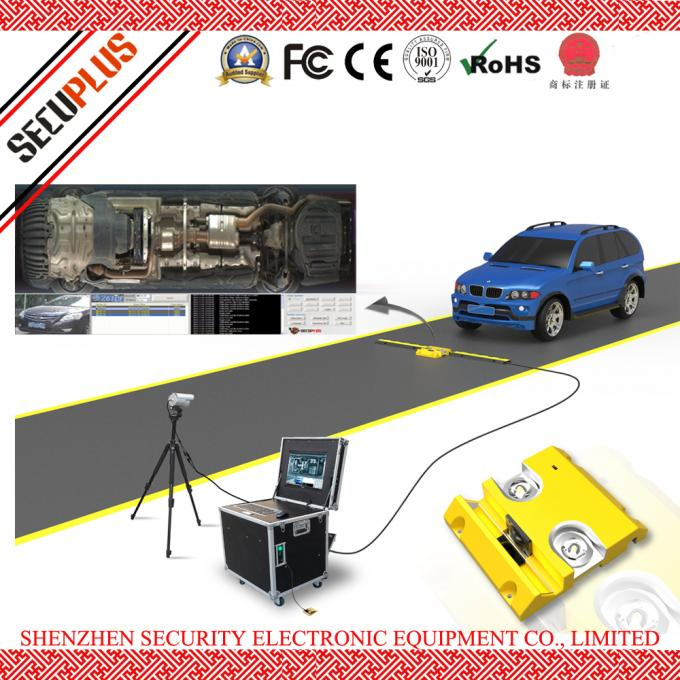 Portable Under Vehicle Surveillance System SPT650 Traffic Safety Tyre Killer
