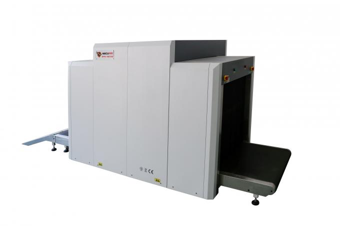 Large Tunnel Size Security X Ray Baggage Inspection System For Customs , Airport , Seaport