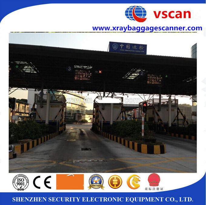 UVSS Under Vehicle Surveillance System For Airport , Bus Station , Train Station