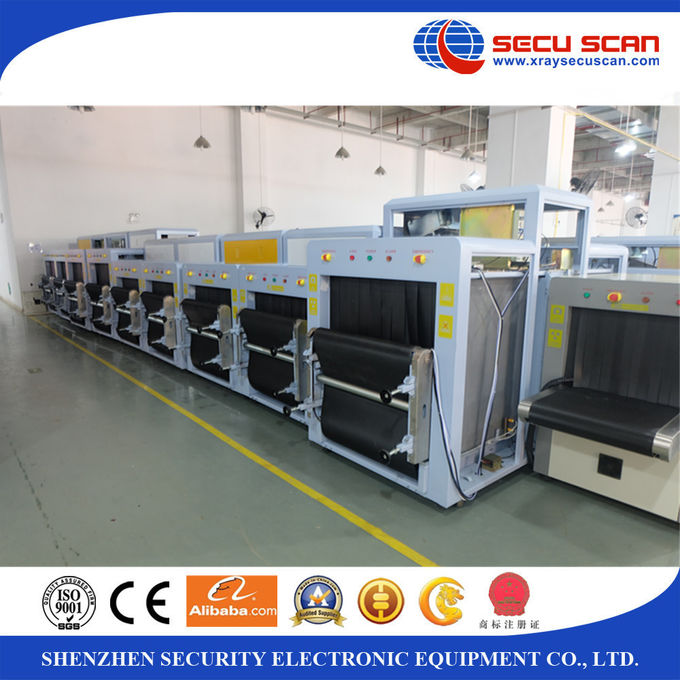 Big Luggage Cargo Security Inspection Equipment , X Ray Scanning Machine High Performance
