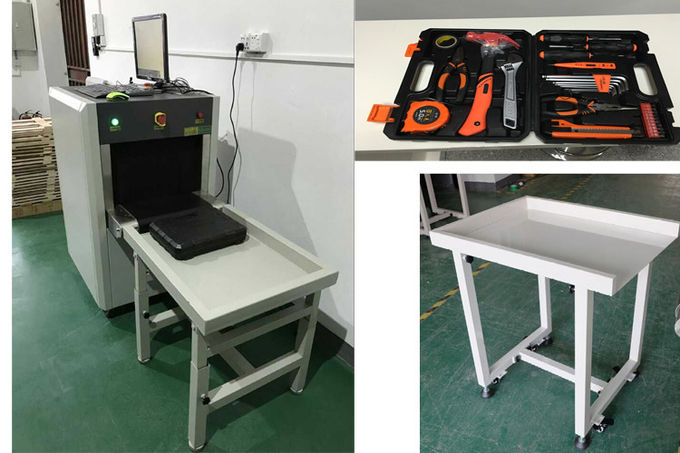 Single Energy 80kv X Ray Baggage And Parcel Inspection Security Scanner 5030A