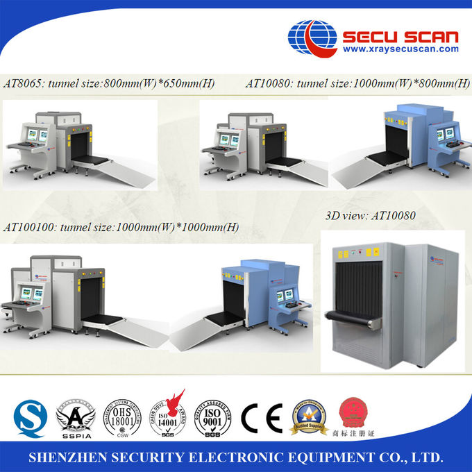 Airport Baggage Screening Equipment
